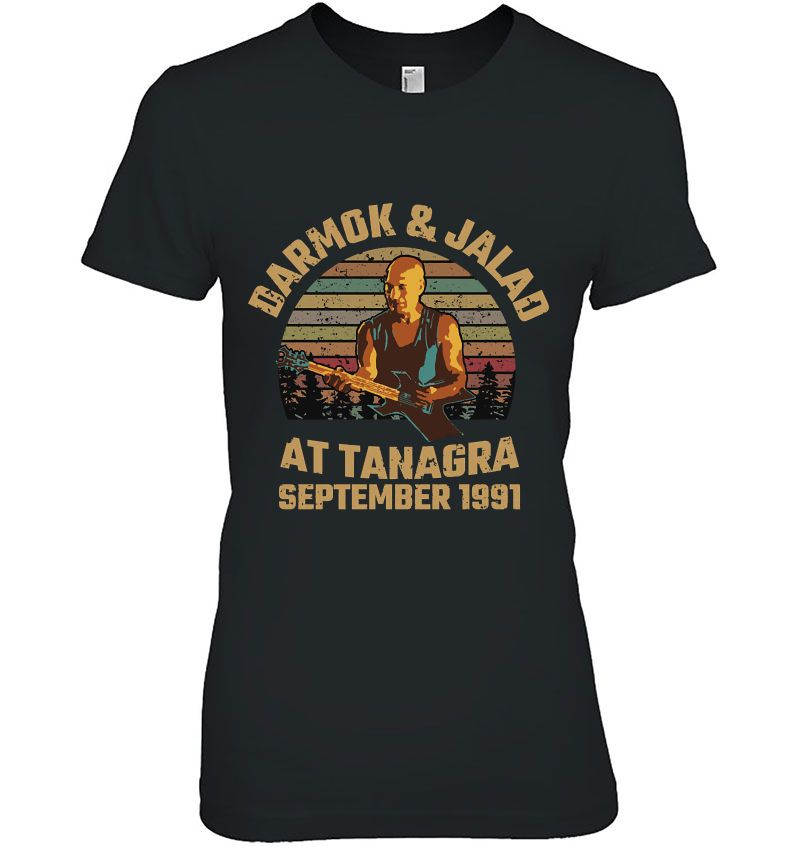 Darmok And Jalad At Tanagra