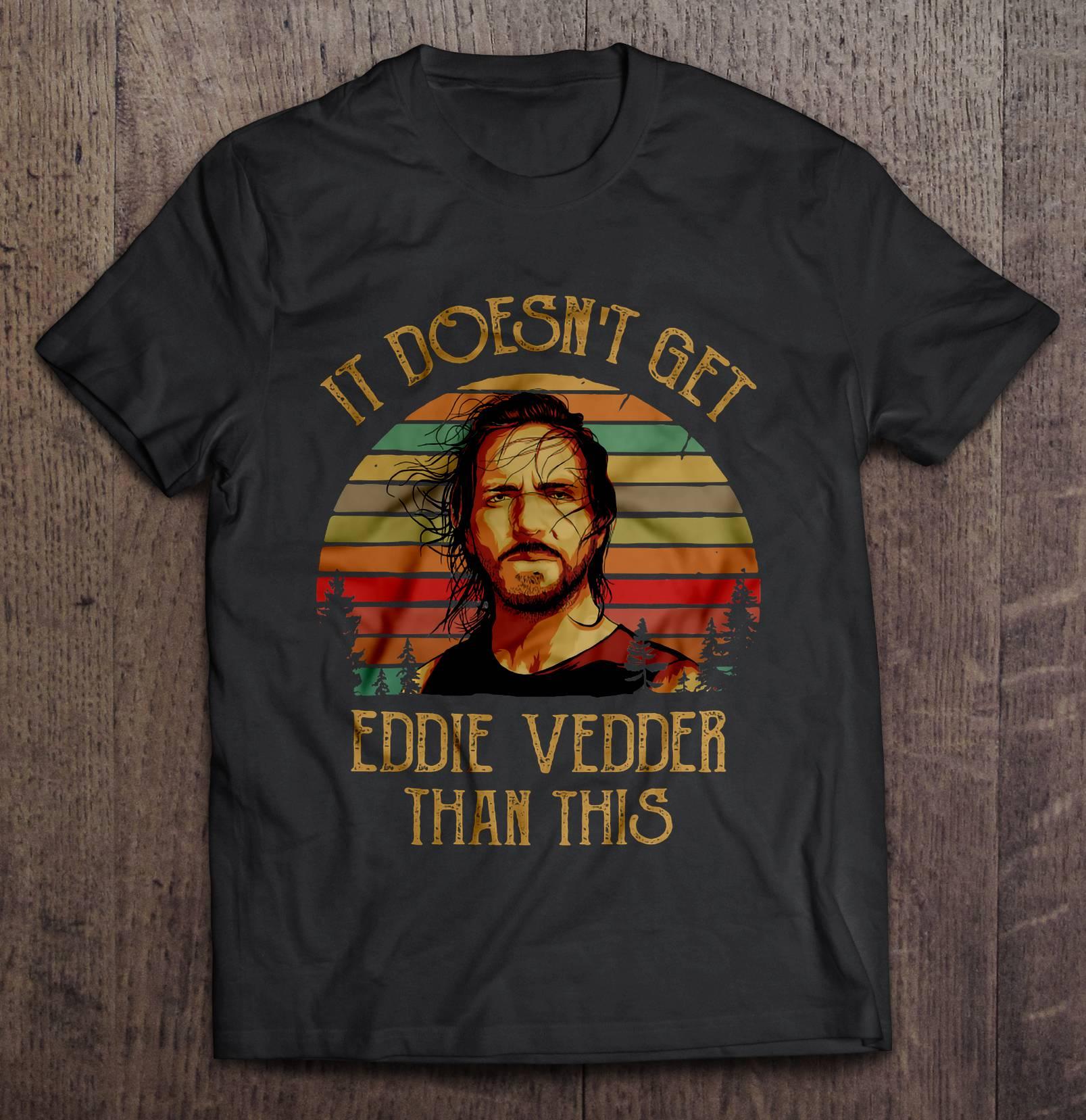 It Doesn't Get Eddie Vedder Than This Vintage Version
