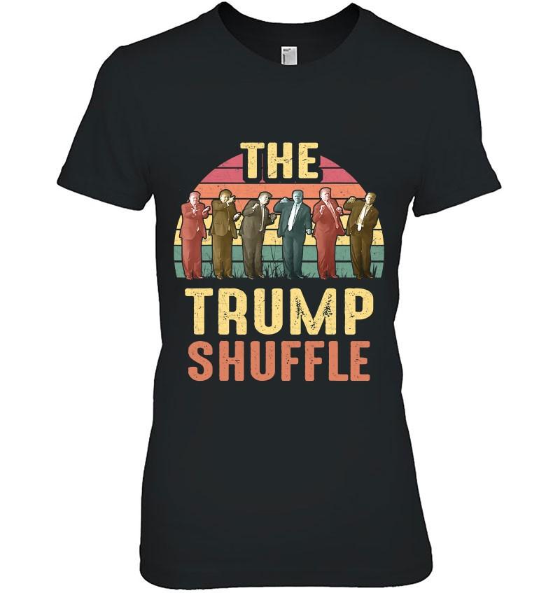 The Trump Shuffle Trump Elaine Dance Gif Trump Dancing Gift