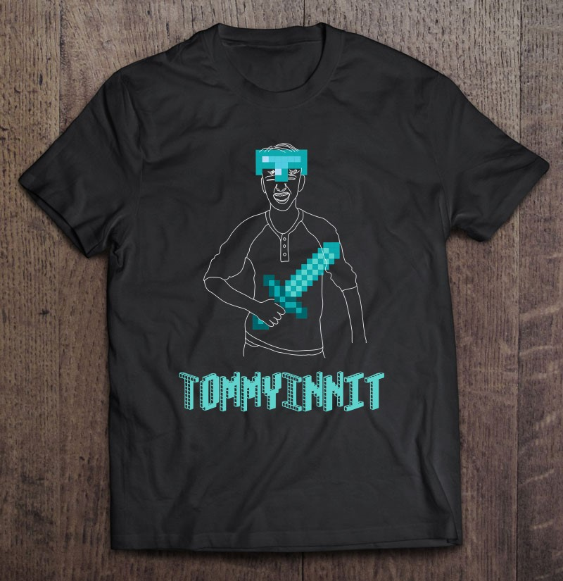 Tommyinnit Cosplay Merch Sword