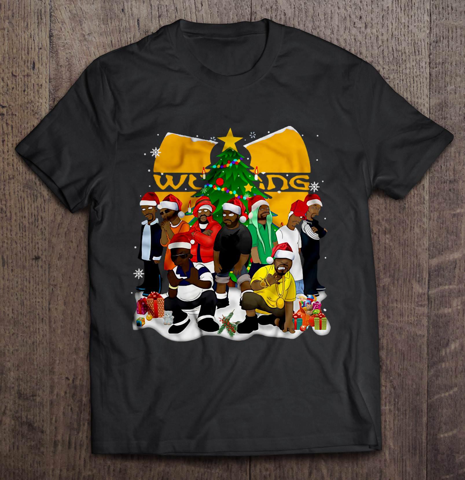 Wu-Tang Clan Christmas Sweater